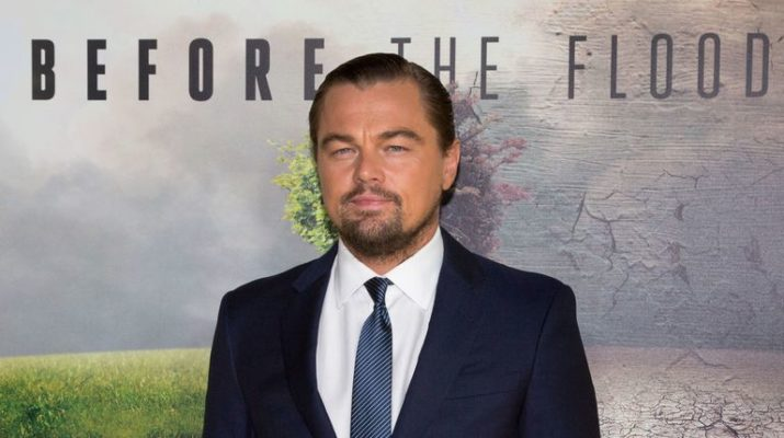 before the flood di caprio