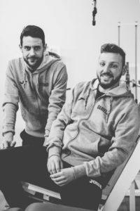 Antonio De Matteis e Daniele Romano, coach di FitLab