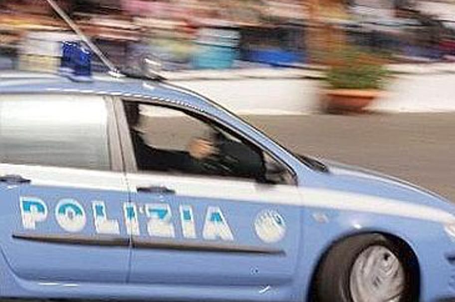polizia spacciatore Afragola: marijuana e cocaina