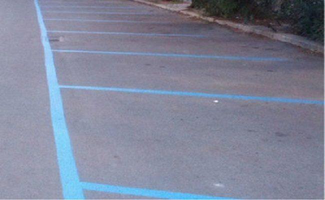 strisce blu casoria