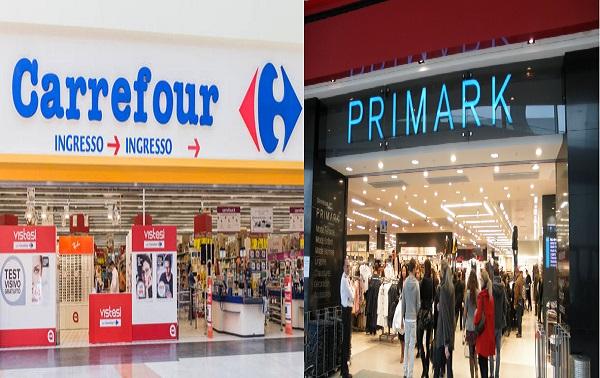 Novit al campania chiude il supermercato carrefour for Centro commerciale campania negozi arredamento