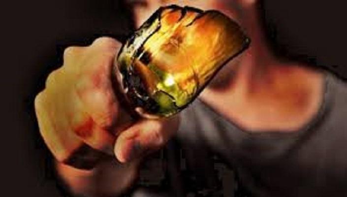 bottiglia arma ischia