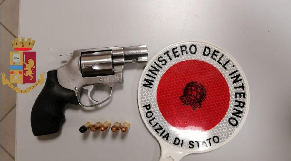 pistola casoria