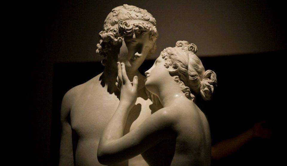 Adone e Venere Canova
