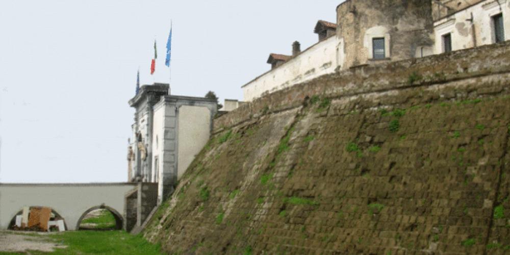 foto castello dei conti di Acerra