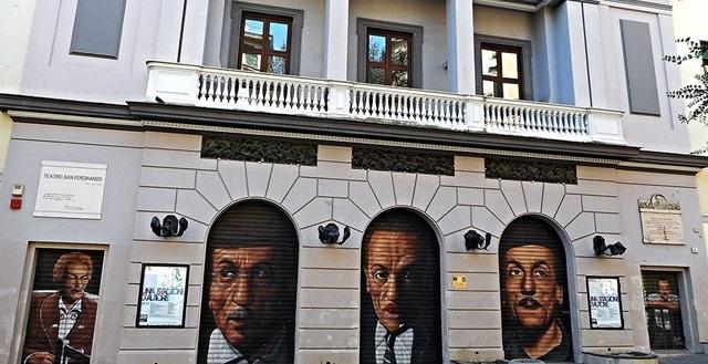 Napoli Teatro Festival Italia 2019