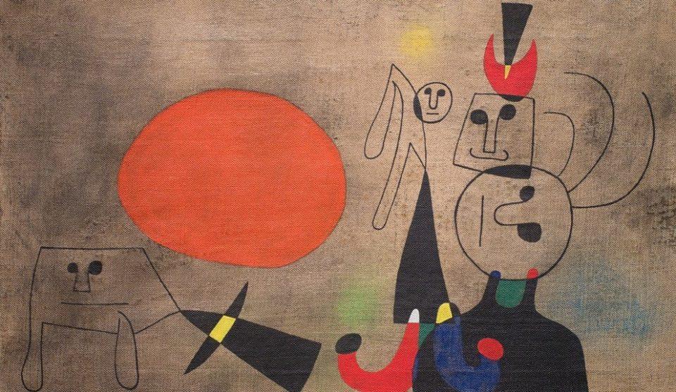 Joan Mirò a Napoli: ottanta opere dell'artista surrealista in mostra al PAN