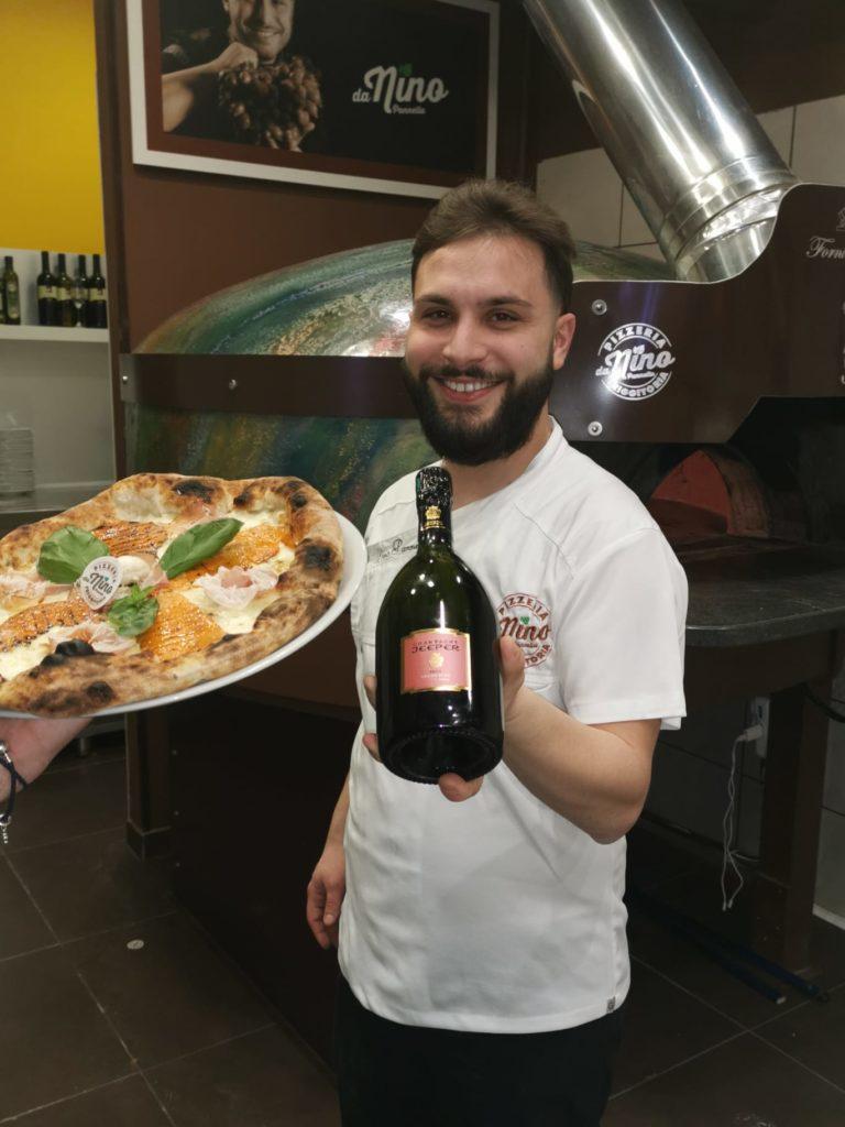 Nino Pannella pizzaiolo
