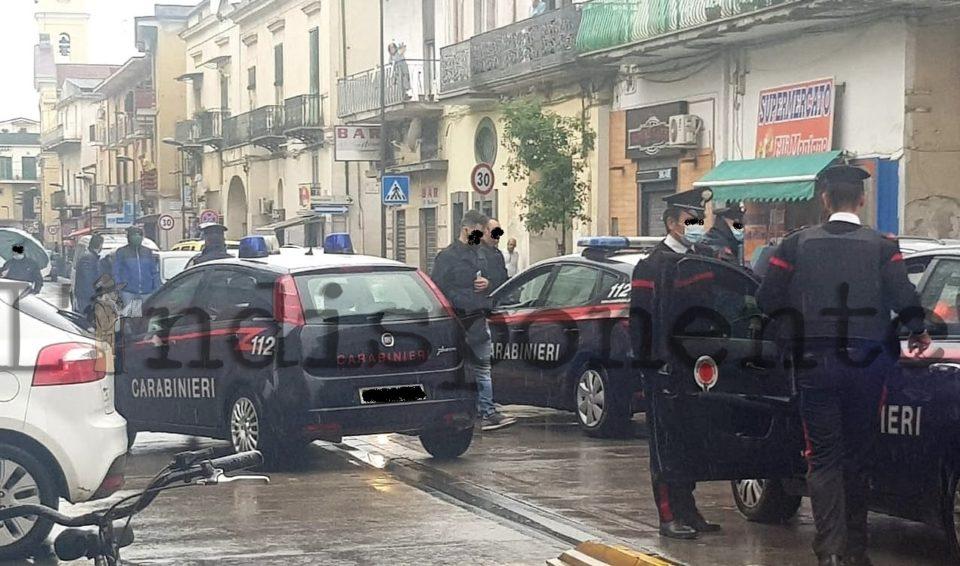 acerra fermo dei carabinieri