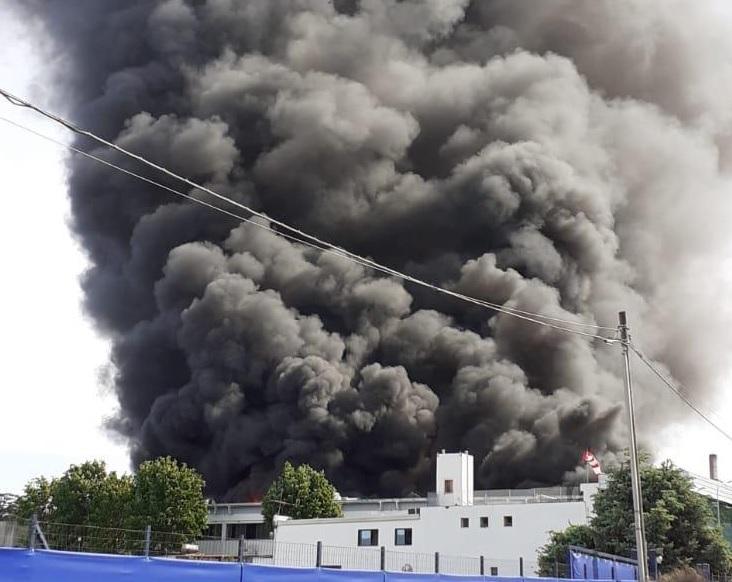 esplosione ottaviano